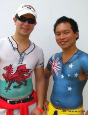 Quick rugby shirts at Hong Kong Rugby 7s