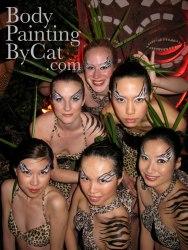 Cigar african paint faces 2 bpc