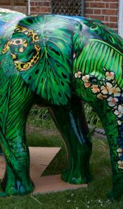 elephant jag side