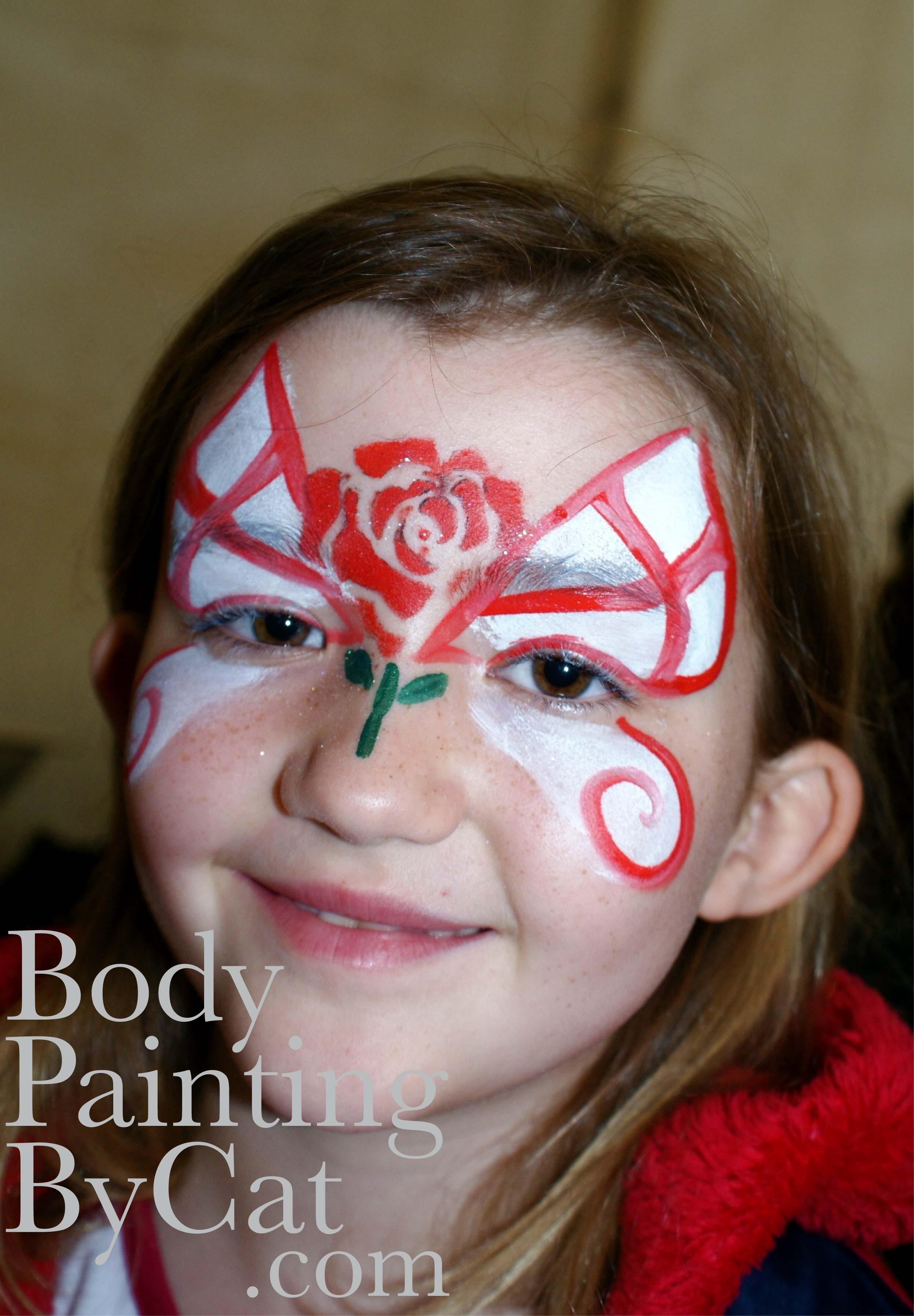 Events Sports Body Painting By Cat