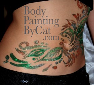 Fri 24th glitter tatts leah tum bpc
