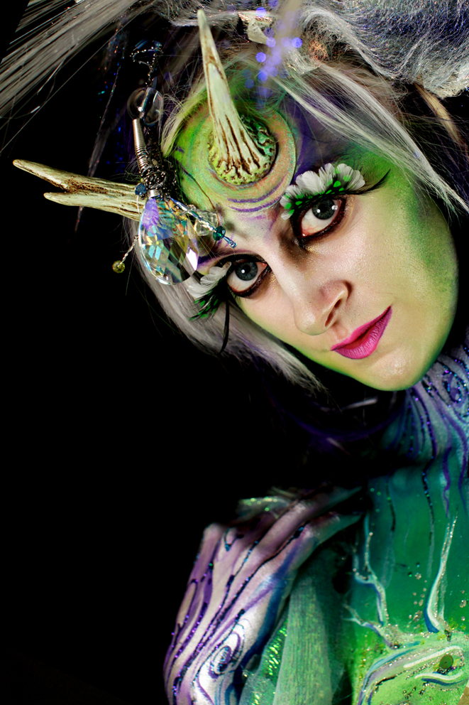 Body Painting By Cat Face And Body Art Amp Glitter Tattoos