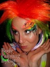Bens UV party rainbow uvd bpc