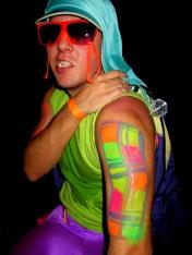 Bens UV party tartan IMG_0936