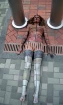 Pavement Princess, Swire Urban Arts Festival Hong Kong
