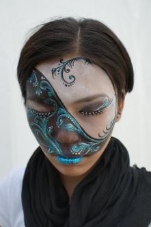 2nd, Shanghai AEMI International Face & Body Festival 2009
