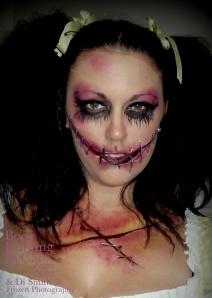 Dead doll Di halloween Cat Finlayson bpc