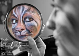Emma cat body mirror bpc