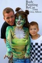 Green tiger shanghai close family bpc