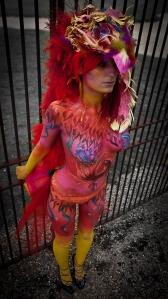 Isnap Photography Pheonix bodypaint