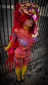 Isnap Photography Pheonix bodypaint