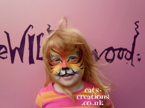 May Daze Bewild pink tiger cc