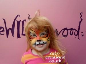 May Daze Bewild pink tiger cc