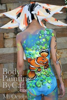Nemo shanghai body paint bpc
