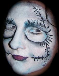 Nightmare Sally side