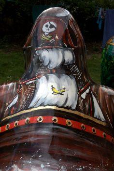 Sea Monkey, for GogoGorillas Wild In Art Trail, Norwich 2013