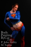Supergirl arms over bpc-1