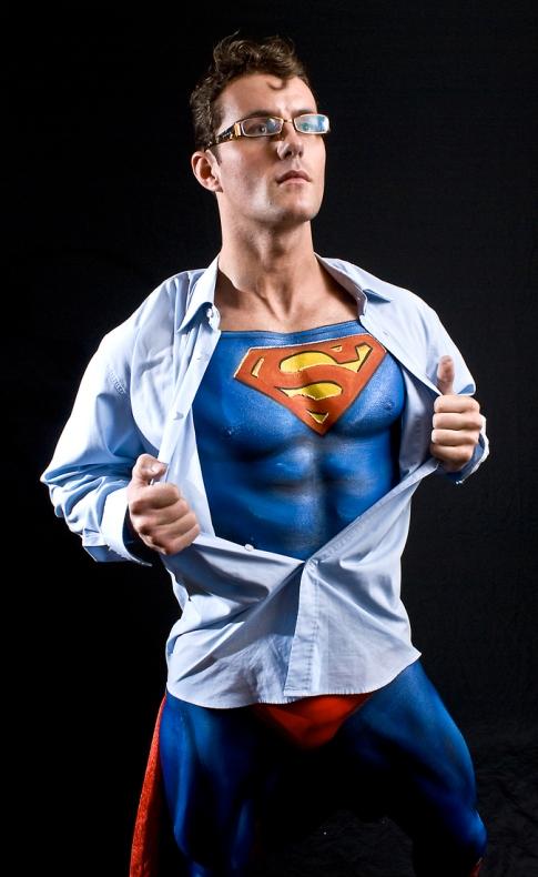 Superman strips