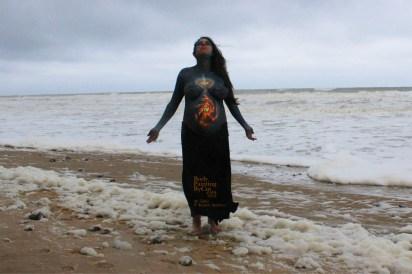 Tathy bump wicca sea pose foam bpc