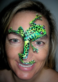 1st, UK Pro Face Painter of the Year 2007