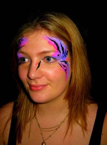 UV tigress eyes club