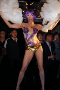 Beijing Body Tatt fans Euegene Lau