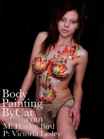 Hayley leaf glitter tatt studio sat bpc