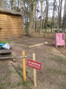 April bewilderwood platform