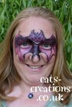 Bewilderwood Bat face smile2 cc