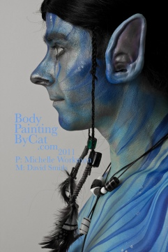 Dave avatar head side bpc
