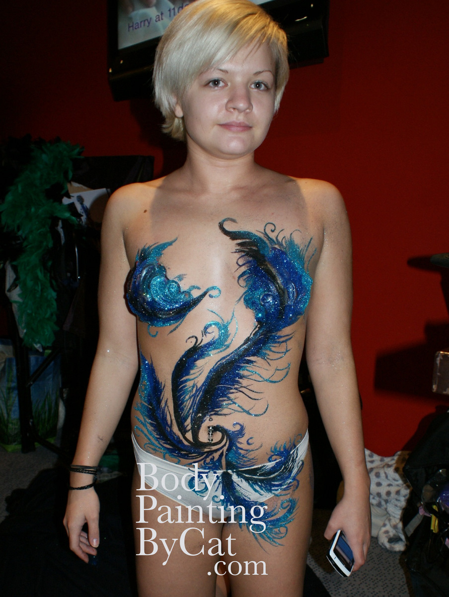 Body Painting Convention Florida