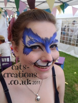 Norfolk Show blue cat eyes cc