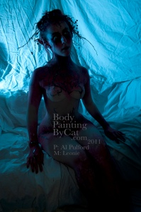 Twiggy Fae Leonie in shadow light bpc