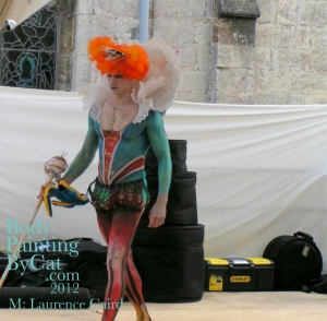 Art Couture Painswick stage Laurence bpc