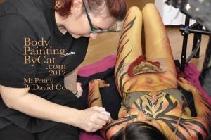 Norcon turuk leia bodypaint glitter tattoo glue bpc