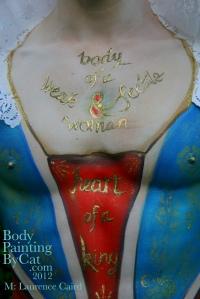 Painswick queenie chest close.31 bpc