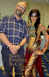 Turuk Avatar leias mashup paint Norcon 2012 Robert bpc