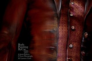 Darcy vintage Paintopia LL side waist close bpc