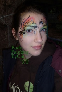 Oct Halloween Bww Jodies st rainbow witch face 2 bpc
