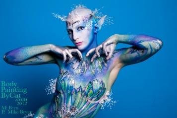 Snow queen blue Mike Bryan bpc