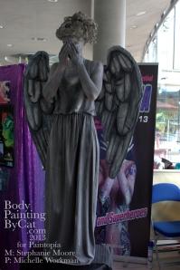 The finished Angel bpc