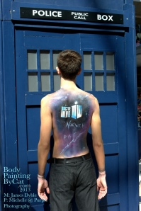 Dr Who rift Tenant bodypaint back 1 bpc