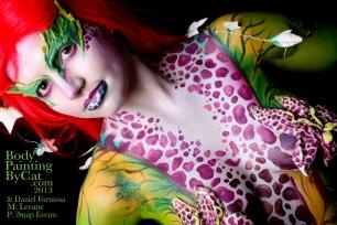 Ivy Paintopia 13 isnapevents studio head side bpc