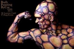 The Thing Paintopia 13 isnapevents studio arm bpc