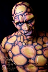 The Thing Paintopia 13 isnapevents studio snarl bpc