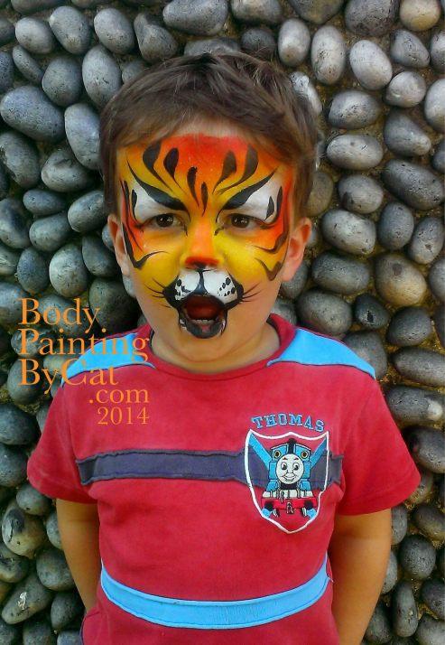 Falcon tiger roar bpc