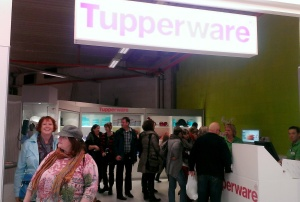 Jamvention Tupperware shop.52