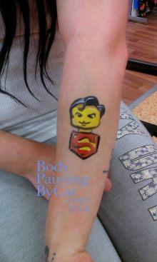 Lego superman arm bpc