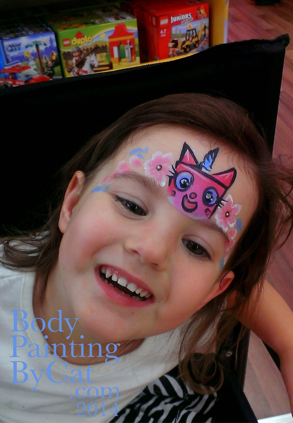 Face Painting Body Painting By Cat