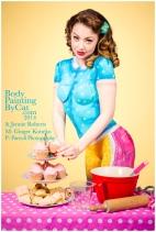 Paintopia cupcake stand bpc